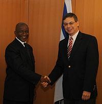 israels relationship to sudan