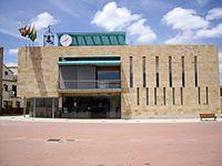 Ayuntamiento de Pedrajas de San Esteban (Valladolid, España).jpg