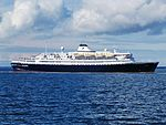 Azores starboard side Tallinn Bay Tallinn 10 July 2015.jpg