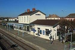 Gare de Verneuil-l'Étang