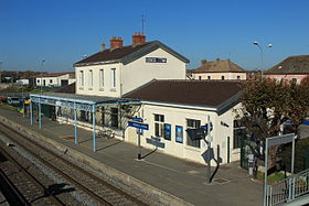 Image illustrative de l'article Gare de Verneuil-l'Étang
