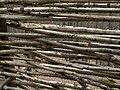 Bérisménil-Fort celte-reconstitution remparts-détail.JPG