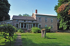 National Register of Historic Places listings in Orleans County, New York - Image: BACON HARDING FARM, ORLEANS COUNTY, NY