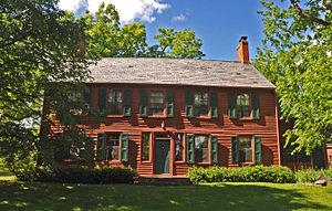 Parsippany-Troy Hills, New Jersey - Benjamin Howell Homestead