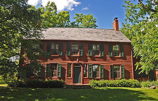 BENJAMIN HOWELL HOMESTEAD, PARSIPPANY, MORRIS COUNTY