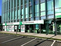 BNP Paribas Bank Polska - Wikipedia, wolna encyklopedia