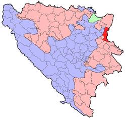 zvornik mapa Zvornik – Wikipedie zvornik mapa