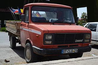 BMC (Turkey) - BMC Levend