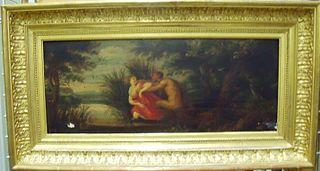 El rapte (Proserpina, Perséfone)