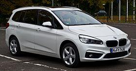 BMW Series Wikipedia - Bmw 2 series gt
