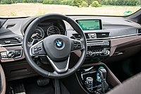 BMW X1 xDrive25d (F48) - Innenraum.jpg
