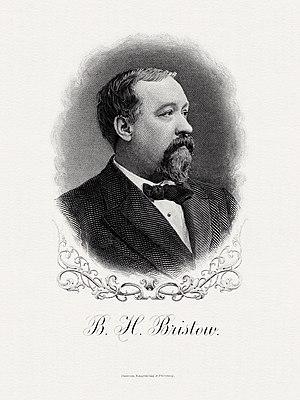 Бенджамин Бристоу