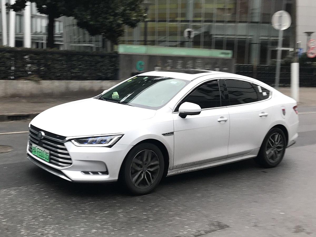 Plug In Hybrid Cars >> BYD Qin - Wikipedia