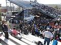 BYU Exiting Field, Nevada Wolf Pack vs. Brigham Young Cougars, Mackay Stadium, University of Nevada, Reno, Nevada (11142038456).jpg