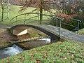 Baden-Baden Fußgängerbrücke über Rotenbach.JPG