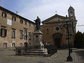 Bagnoregio – Wikipédia, a enciclopédia livre
