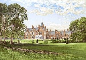 Bagshot Park - Bagshot Park, c. 1880.