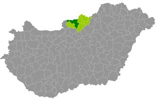 Balassagyarmat District Districts of Hungary in Nógrád