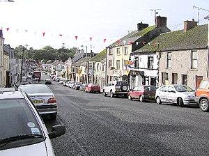 Ballygawley, County Tyrone - Image: Ballygawley Co. Tyrone geograph.org.uk 62151