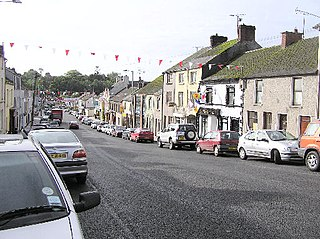 Ballygawley, County Tyrone Human settlement in Northern Ireland