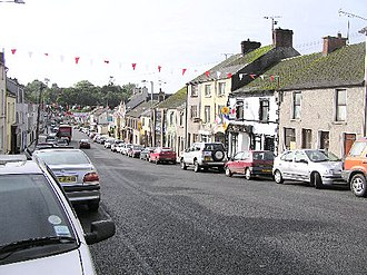 Ballygawley, County Tyrone - Image: Ballygawley Co. Tyrone geograph.org.uk 62151