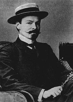 Konstantin Dmitrijevič Balmont (1892)