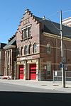 Balmoral Fire Hall, 20 Balmoral Avanue, Toronto, ON, Canada, Sept. 2013.jpg