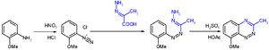Bamberger triazine synthesis - Bamberger triazine synthesis
