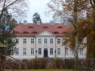 Bandelin Place in Mecklenburg-Vorpommern, Germany