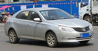 Baojun 630 Motor vehicle
