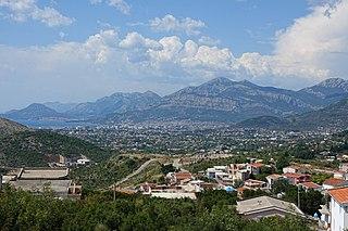 Bar, Montenegro Place in Bar Municipality, Montenegro