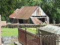 Barn behind Llanddewi'r Cwm - geograph.org.uk - 1035959.jpg