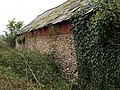 Barn wall, Read's Rest - geograph.org.uk - 584401.jpg