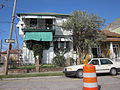 Baronne Central City NOLA Jan 2012 Awning at Philip.JPG