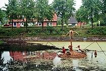 Barsbek, der Dorfteich, Bild 1.jpg