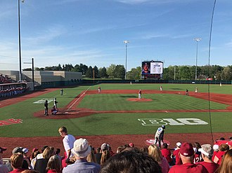 Bart Kaufman Field - Bart Kaufman - Left Field (2018) - New video scoreboard