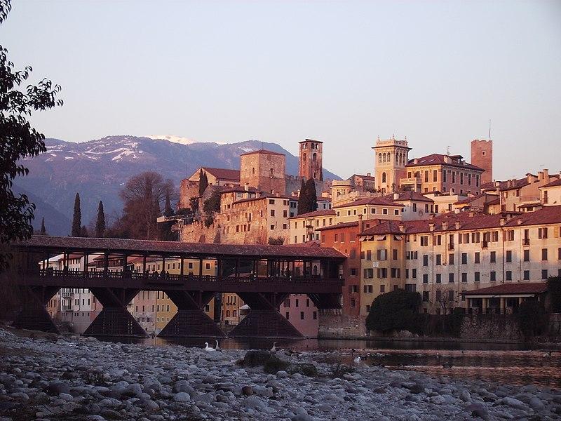 Ponte degli Alpini sul Brenta