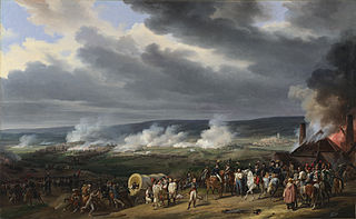 Battle of Jemappes battle