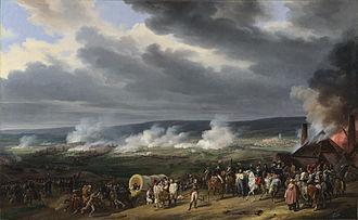 Battle of Jemappes - Battle of Jemappes