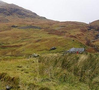 Glen Lochay - Image: Batavaime Glen Lochay(John Armitstead)Nov 2004