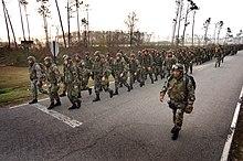 Battalion march
