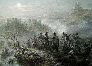 Battle of Dürenstein engagement in the Napoleonic Wars during the War of the Third Coalition