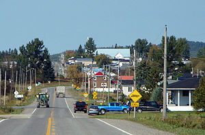 Béarn, Quebec - Image: Bearn QC