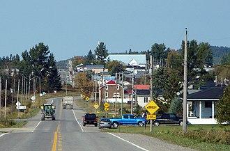 Béarn, Quebec - Image: Bearn QC