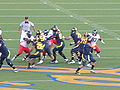 Bears on offense at Arizona at Cal 2009-11-14 7.JPG