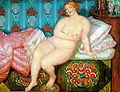 Beauty. Kustodiev. 1915.jpg