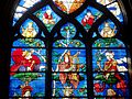 Beauvais (60), église Saint-Étienne, baie n° 5d.JPG