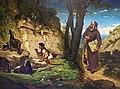 Beaux-Arts de Carcassonne - Cimabue rencontrant Giotto - Narcisse Salières.jpg