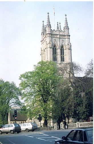 Beckenham - Image: Beckenham. geograph.org.uk 107703