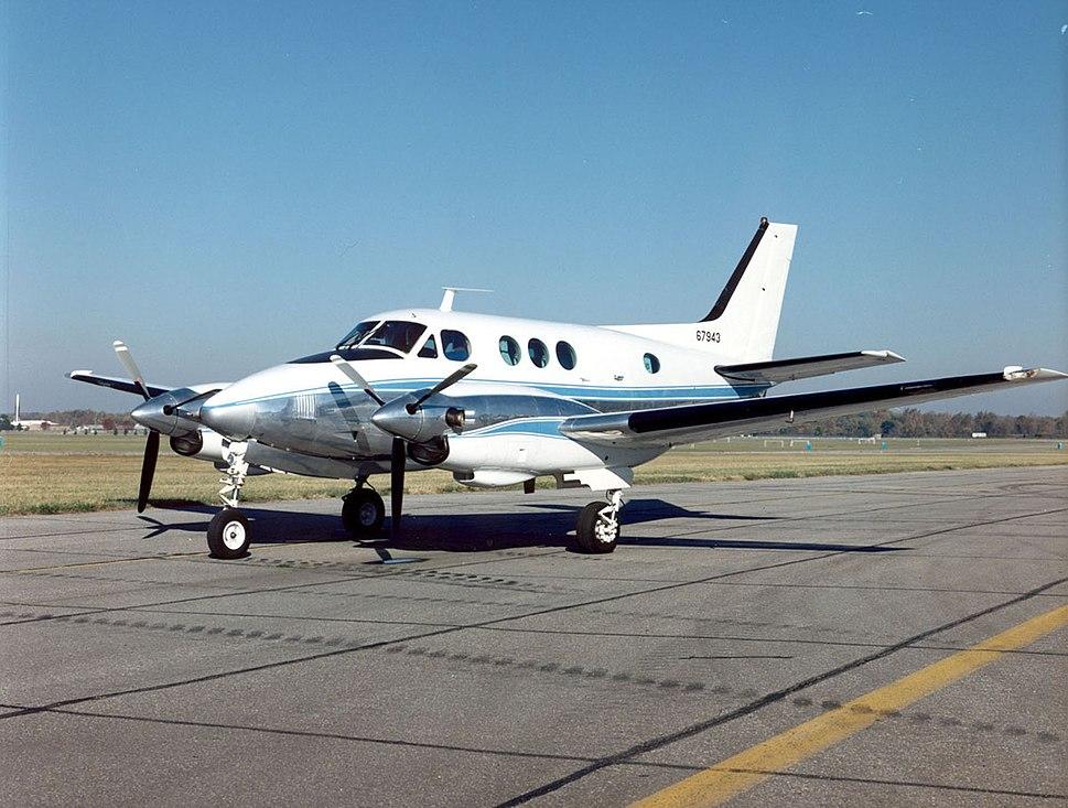 Beech VC-6A USAF